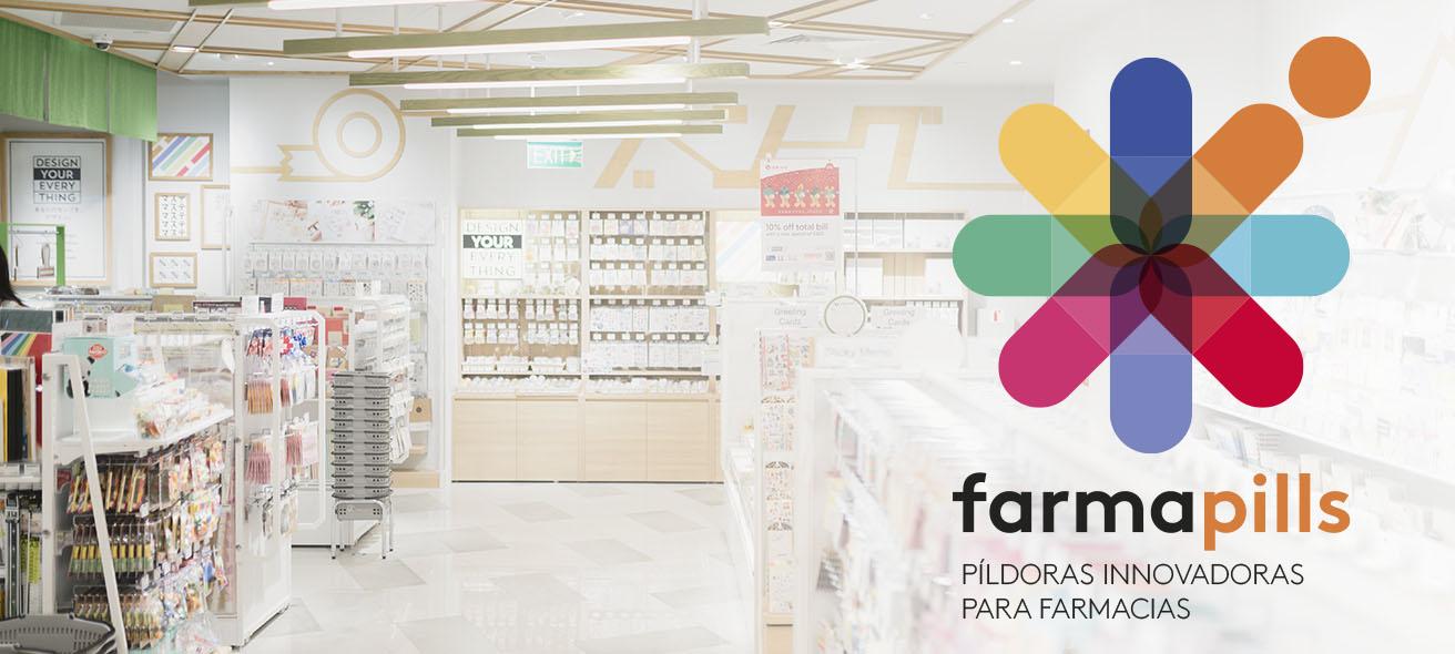Proyecto Farmapills píldoras innovadoras para farmacias