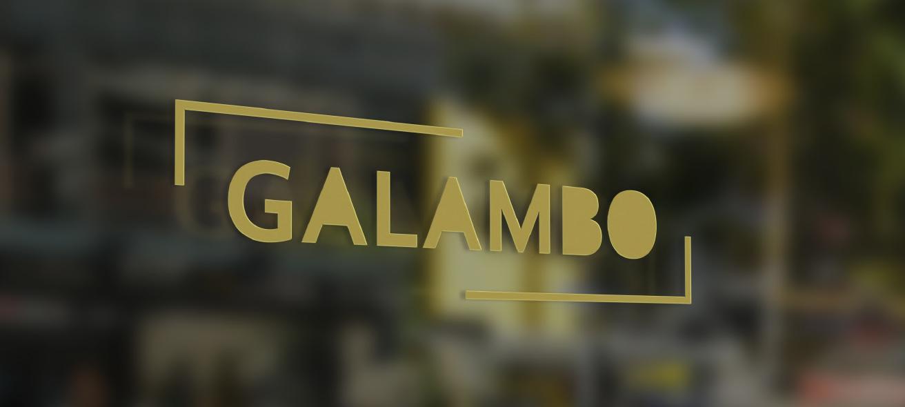 Proyecto Galambo marca de restauración