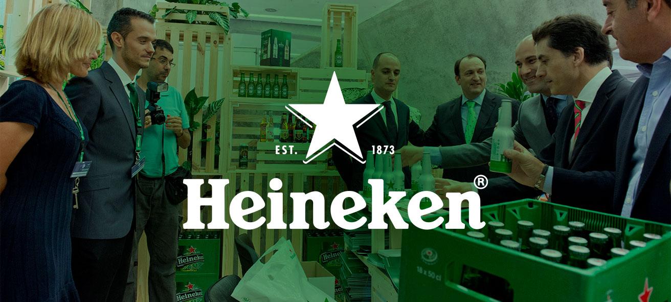 Proyecto de comunicación Heineken