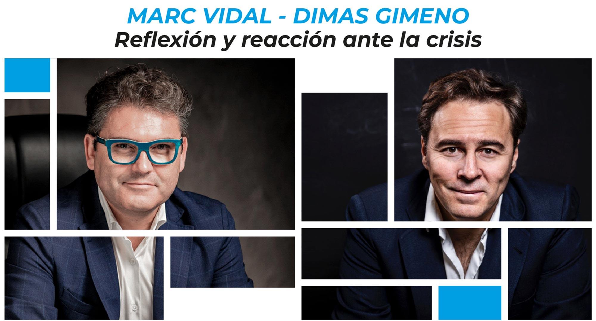 Foro Marc Vidal y Dimas Gimeno
